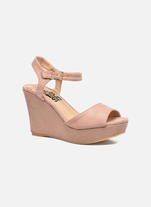 Sandaler Refresh Mack Pink detaljeret billede af skoene