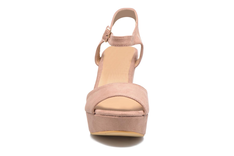 Sandales et nu-pieds Refresh Mack Rose vue portées chaussures