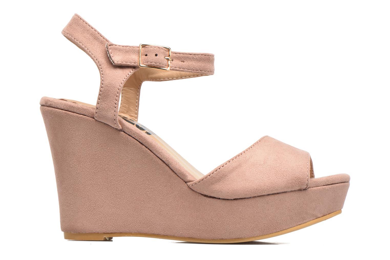 Sandales et nu-pieds Refresh Mack Rose vue derrière