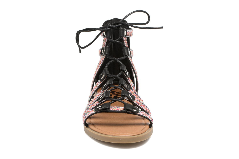 Sandals Refresh Ilna Black model view