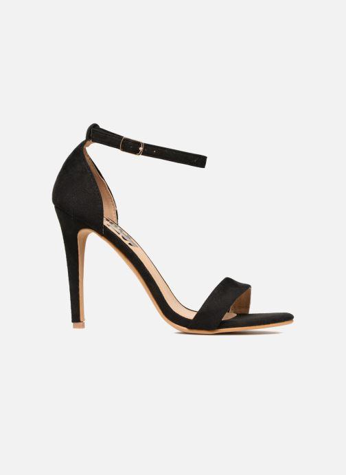 Sandales et nu-pieds Refresh Dedram Noir vue derrière