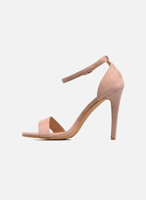 Sandales et nu-pieds Refresh Dedram Beige vue face