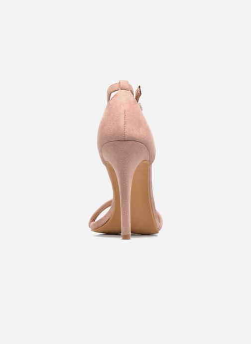 Sandales et nu-pieds Refresh Dedram Beige vue droite