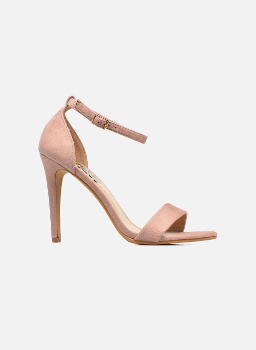 Sandales et nu-pieds Refresh Dedram Beige vue derrière