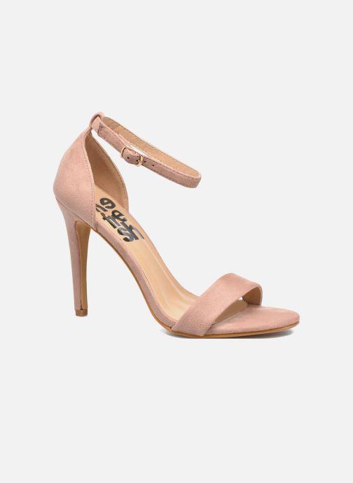 Sandales et nu-pieds Refresh Dedram Beige vue détail/paire