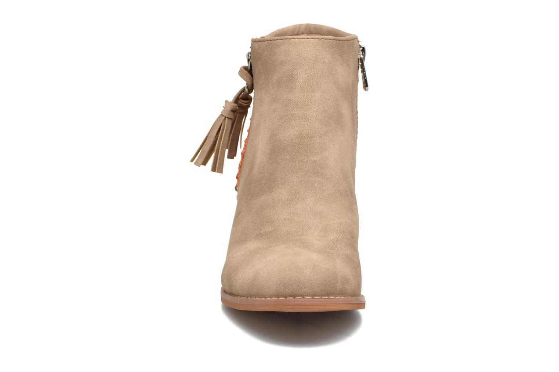 Stiefeletten & Boots Refresh Sirdy braun schuhe getragen