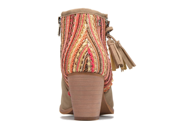 Stiefeletten & Boots Refresh Sirdy braun ansicht von rechts