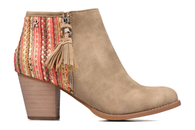 Stiefeletten & Boots Refresh Sirdy braun ansicht von hinten