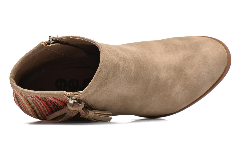 Stiefeletten & Boots Refresh Sirdy braun ansicht von links