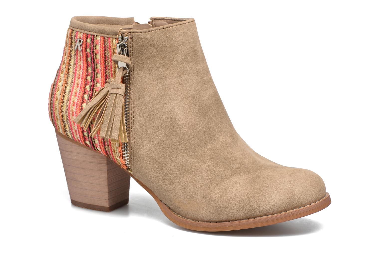 Stiefeletten & Boots Refresh Sirdy braun detaillierte ansicht/modell