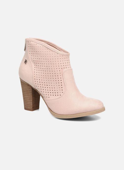Bottines et boots Refresh Lono Rose vue détail/paire