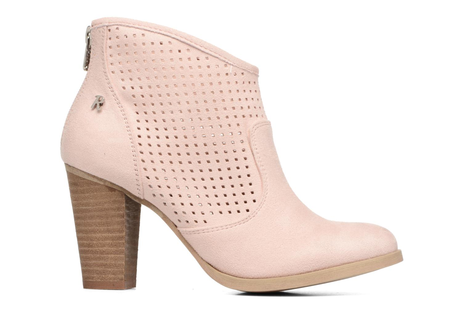 Ankle boots Refresh Lono Pink back view