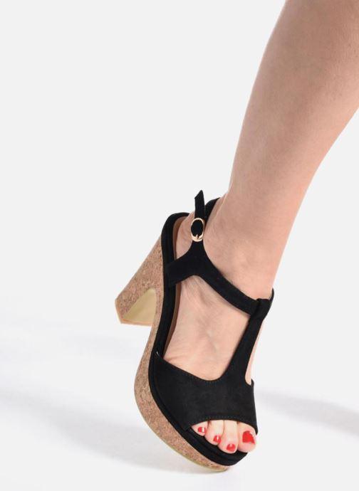 Sandalen Refresh Pero Zwart onder