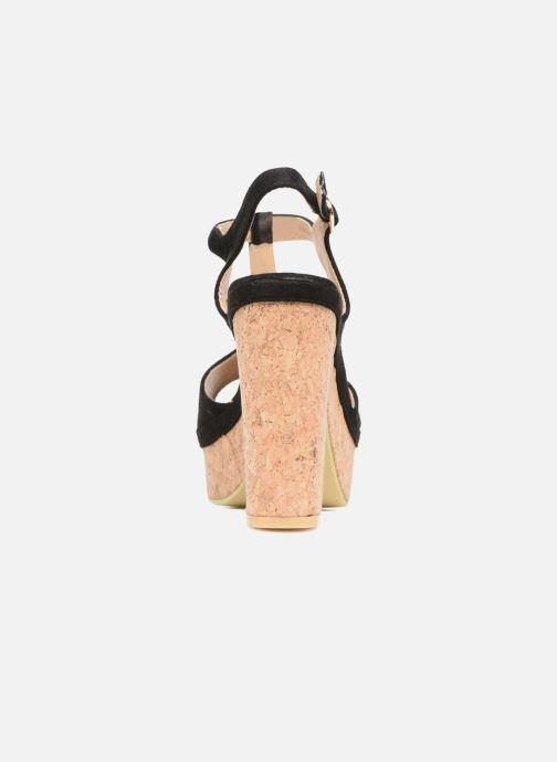 Sandalen Refresh Pero Zwart rechts