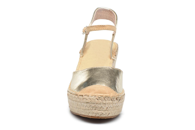 Sandaler Refresh Majan Guld og bronze se skoene på