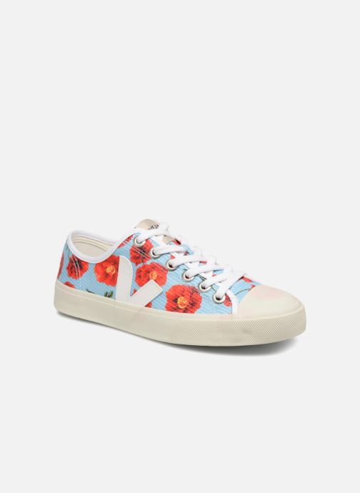 Trainers Veja Wata Blue detailed view/ Pair view