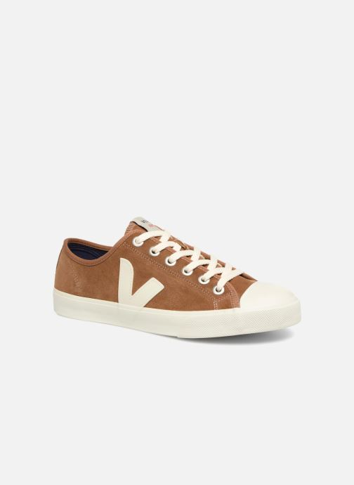 Trainers Veja Wata Brown detailed view/ Pair view