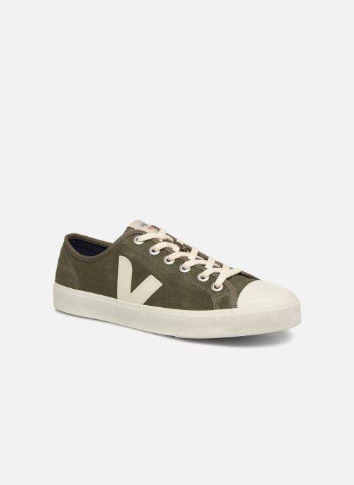 Trainers Veja Wata Green detailed view/ Pair view