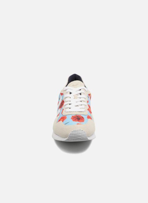 Baskets Veja Sdu Bleu vue portées chaussures