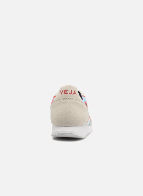 Sneaker Veja Sdu blau ansicht von rechts