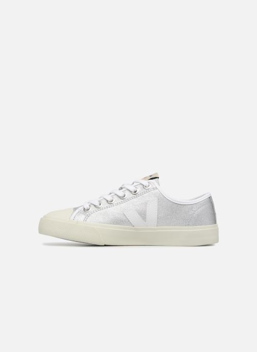Trainers Veja Wata Silver front view