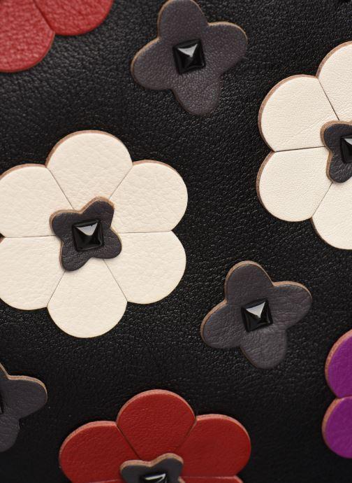 Handtaschen Rebecca Minkoff Floral Applique Camera bag schwarz ansicht von links