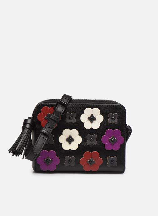 Handtaschen Rebecca Minkoff Floral Applique Camera bag schwarz detaillierte ansicht/modell