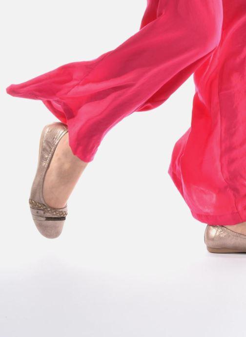 Ballerina's Dockers Oli Goud en brons onder