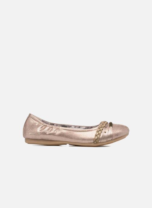 Ballerina's Dockers Oli Goud en brons achterkant