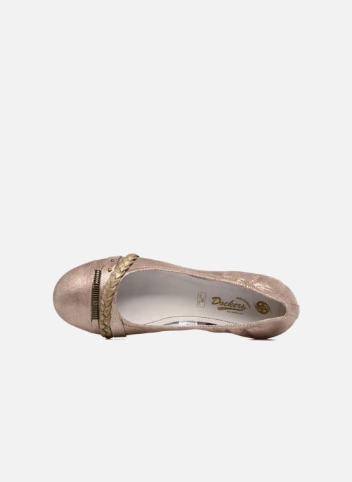 Ballerina's Dockers Oli Goud en brons links