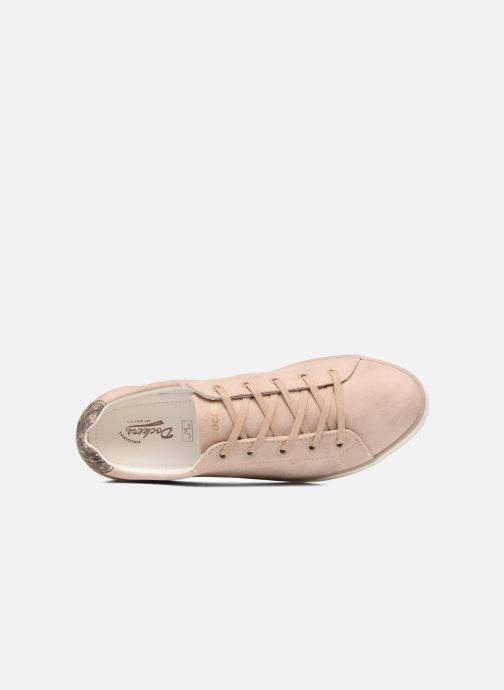Baskets Dockers Molly Rose vue gauche