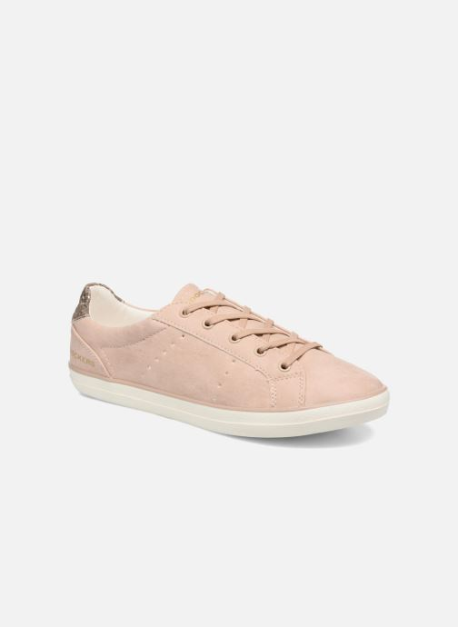 Trainers Dockers Molly Pink detailed view/ Pair view