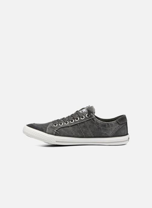 Sneakers Dockers Armand Grijs voorkant