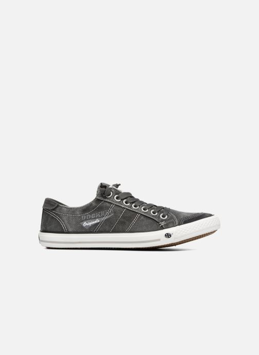 Sneakers Dockers Armand Grijs achterkant