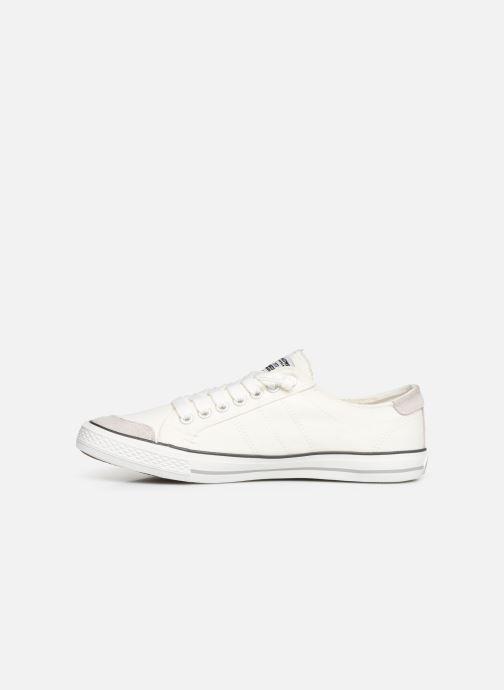 Sneakers Dockers Armand Wit voorkant