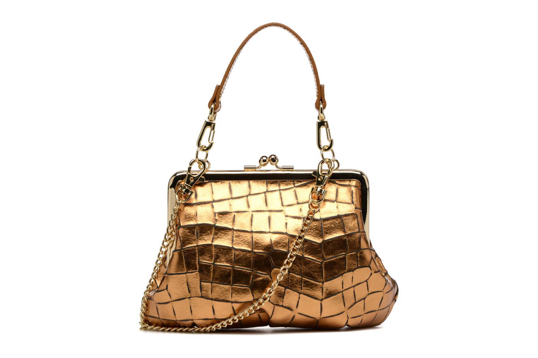 Sacs à main Vivienne Westwood Armour Handbag Or et bronze vue face