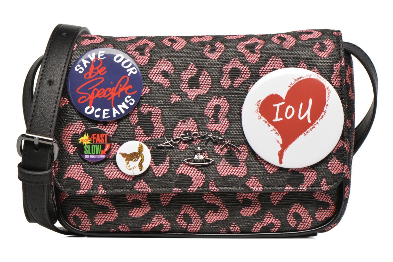Sacs à main Vivienne Westwood Avon Bag Flap Rose vue détail/paire