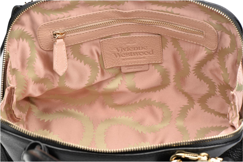Sacs à main Vivienne Westwood Balmoral small Handbag Noir vue derrière