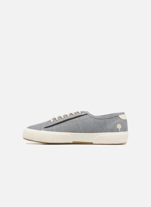 Sneakers Faguo Birch01 Blauw voorkant
