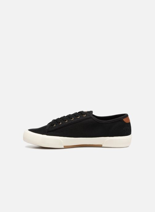 Trainers Faguo Birch01 Black front view