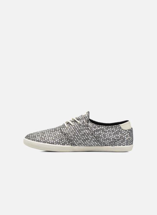 Sneakers Faguo Cypress01 Silver bild från framsidan