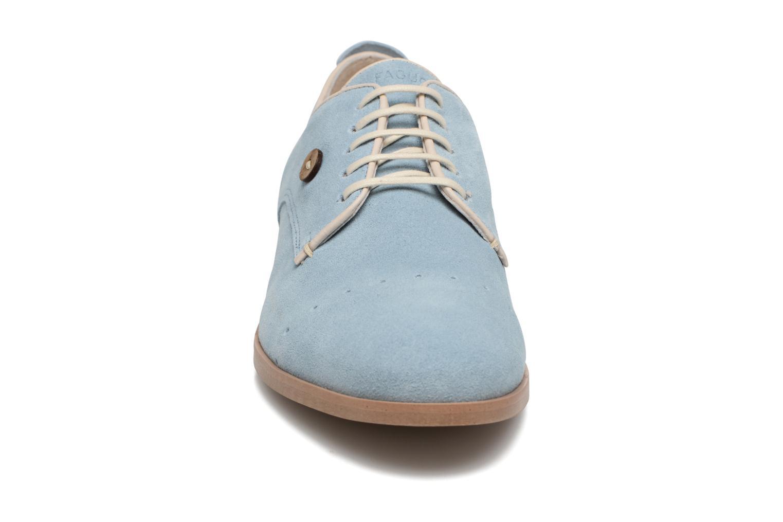 Chaussures à lacets Faguo Rose02 Bleu vue portées chaussures