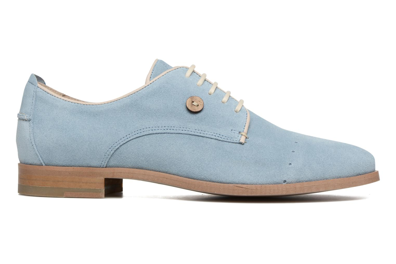 Chaussures à lacets Faguo Rose02 Bleu vue derrière
