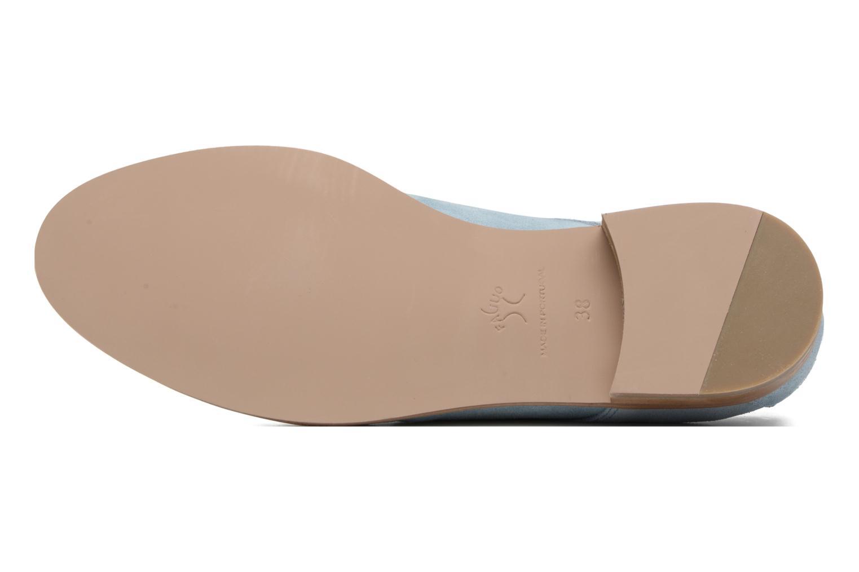Chaussures à lacets Faguo Rose02 Bleu vue haut
