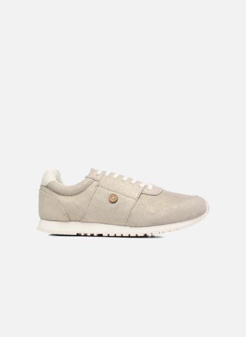 Sneakers Faguo Olive03 Silver bild från baksidan