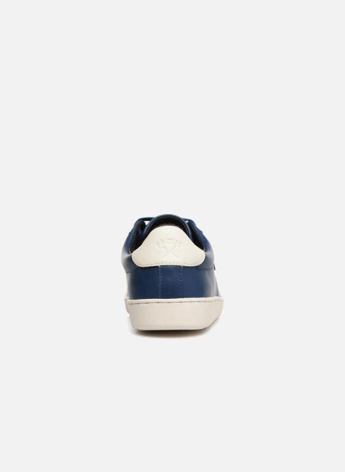 Baskets Faguo Hosta03 Bleu vue droite