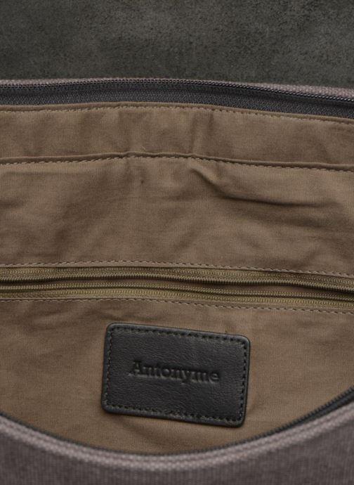 Rucksacks Antonyme by Nat & Nin Josh Grey back view