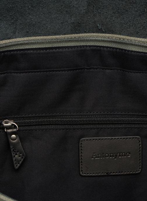 Rucksäcke Antonyme by Nat & Nin Josh grün ansicht von hinten