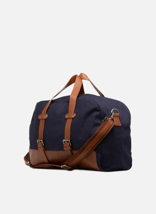 Bagage Antonyme by Nat & Nin Dries Blauw rechts