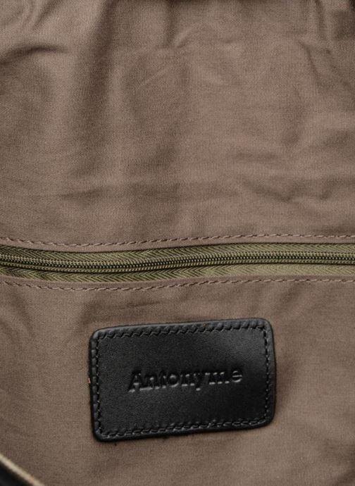 Luggage Antonyme by Nat & Nin Dries Black back view